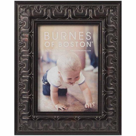 "Burnes of Boston® Ornate Details 5x7"" Picture Frame"