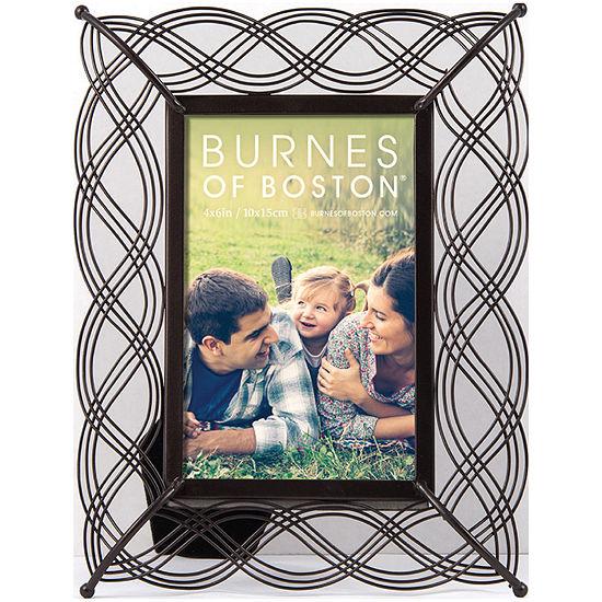 Burnes of Boston® Grace Bronze Wire Picture Frame