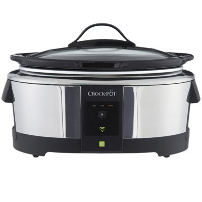 Crock-Pot® 6-qt. Smart Slow Cooker Enabled with WeMo™