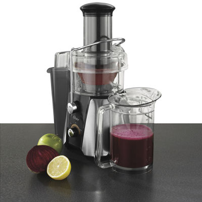 Oster® JūsSimple™ 900-Watt Easy Juice Extractor