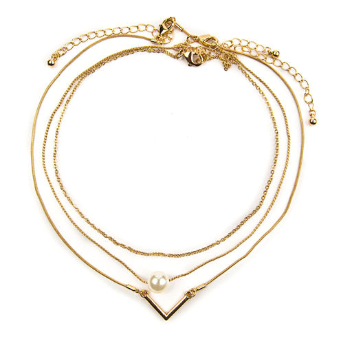 Decree Choker Necklace