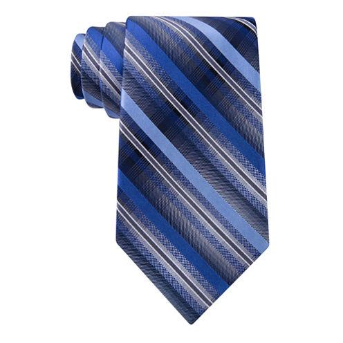 Van Heusen Textured Stripe Tie