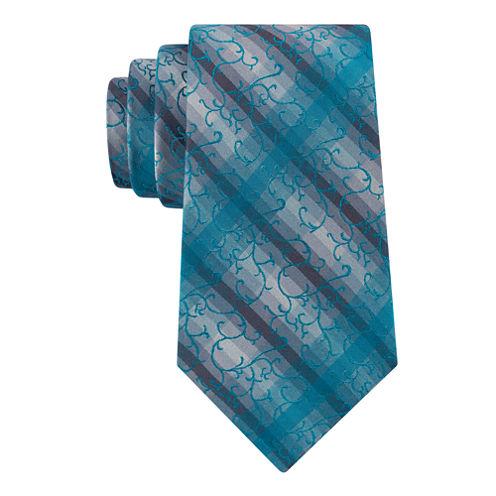 Van Heusen Flex Tech Ombre Vine Tie