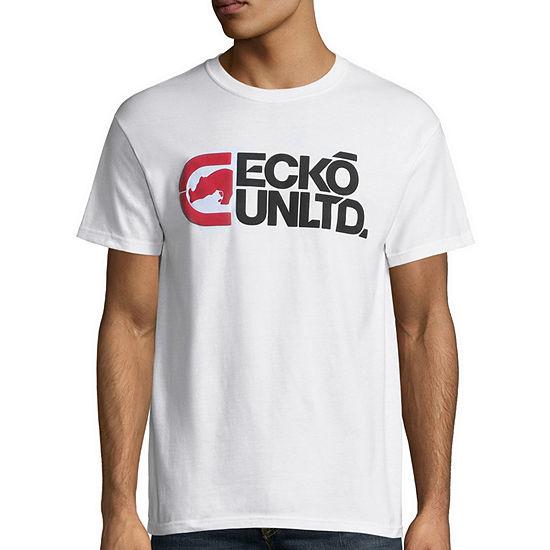 Ecko Unltd.® Short-Sleeve Cold Shoulder Tee