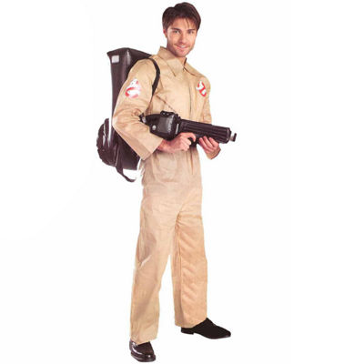 Ghostbusters Adult Costume - Standard One-Size