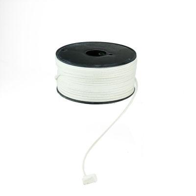 500' White 18 Gauge C7 Christmas Wire Spool