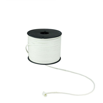 500' White 18 Gauge C7 Christmas Wire Spool