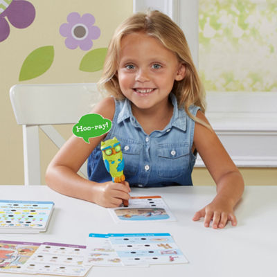 Educational Insights Hot Dots® Jr. Succeeding in School Set with Highlights™