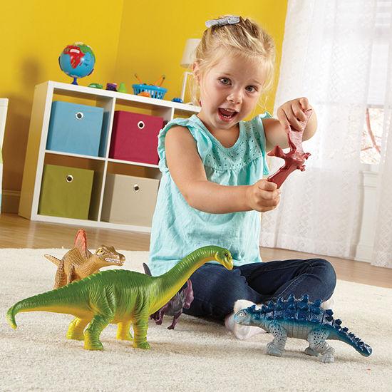 Learning Resources Jumbo Dinosaurs - Set 2