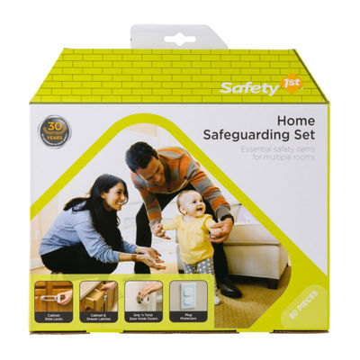 Safety 1st 80-Piece Baby Proofing Kits