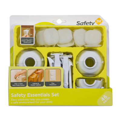 Safety First Safety Essentials Kit