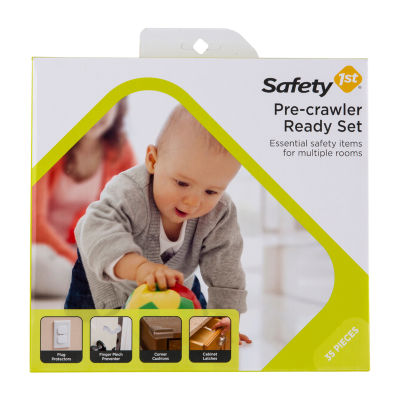 Safety 1st Pre Crawler Ready Baby Proofing Kits
