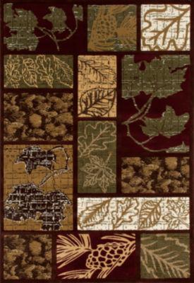 Art Carpet Cabin Olympic Forest Woven Rectangular Rugs