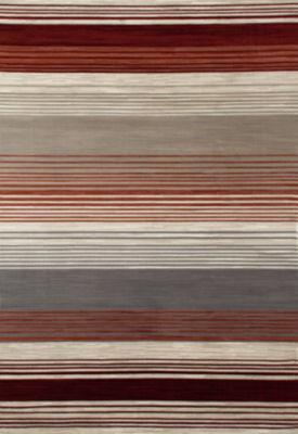 Art Carpet Bastille Heathered Stripe Woven Rectangular Rugs