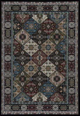 Art Carpet Kensington Patchwork Woven Rectangular Rugs