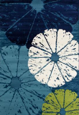 Art Carpet Seaport Citrus Slice Woven Rectangular Runner