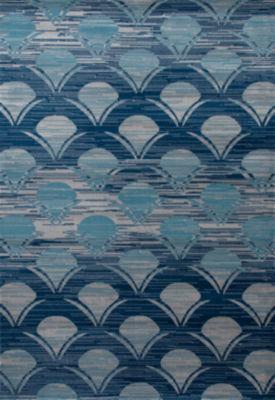 Art Carpet Seaport Waves Woven Rectangular Runner