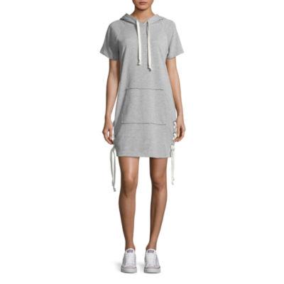 Sweater Short Dress