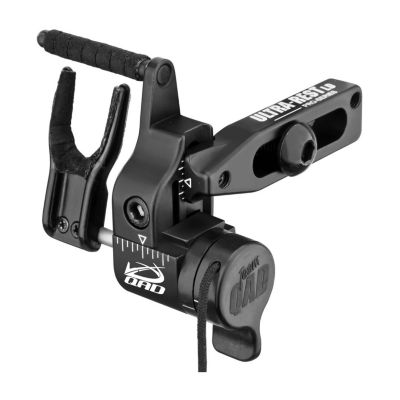 Qad Ultra Rest Pro Series Ld Black With Lock DownTechnology