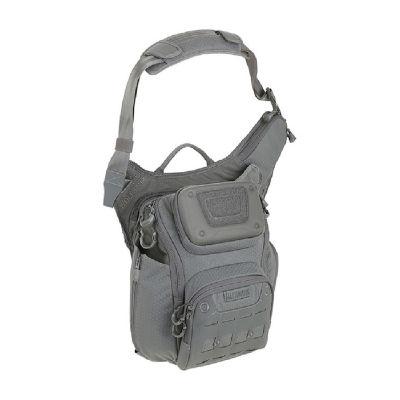 Maxpedition Wolfspur Crossbody Shoulder Bag Grey