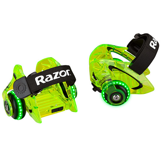 Razor Jetts DLX Heel Wheels