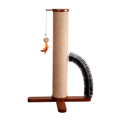 Zoovilla Purfect 3-in-1 Scratcher Post