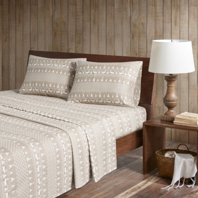 Woolrich Flannel Easy Care Sheet Set