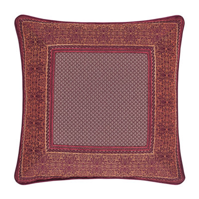 Queen Street Erica 18 Inch Square Throw Pillow