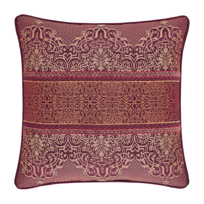 Queen Street Erica 20 Inch Square Throw Pillow