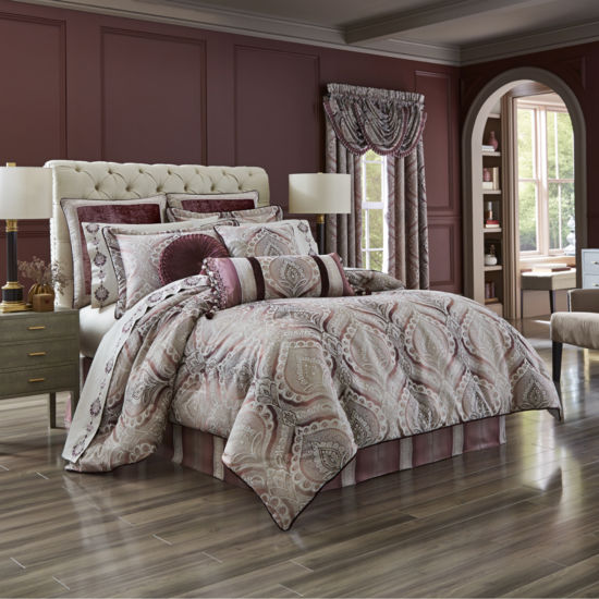 Queen Street Giodana 4-pc. Comforter Set