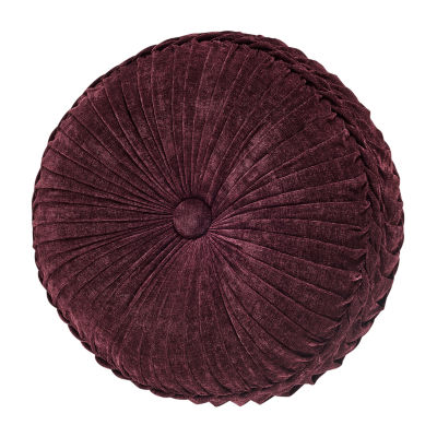 Queen Street Giodana Tufted Round Throw Pillow
