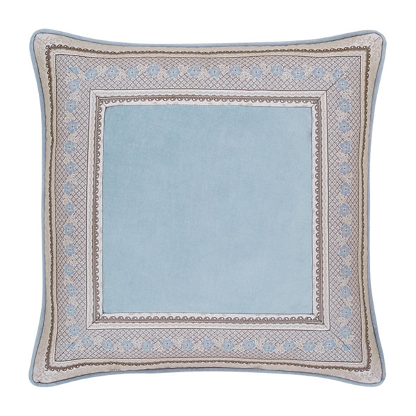 Queen Street Jordana 20 Inch Square Throw Pillow