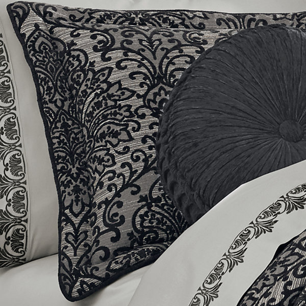 Queen Street Rachelle 4-pc. Comforter Set