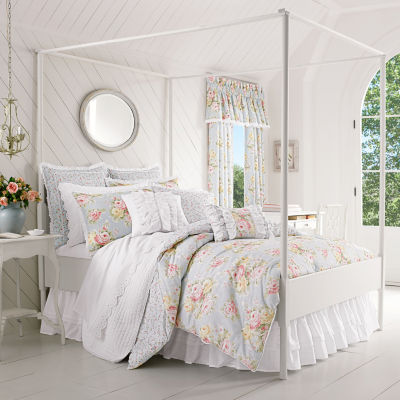 Queen Street Susie 4-pc. Comforter Set