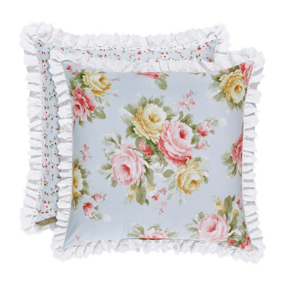 Queen Street Susie 20 Inch Square Throw Pillow