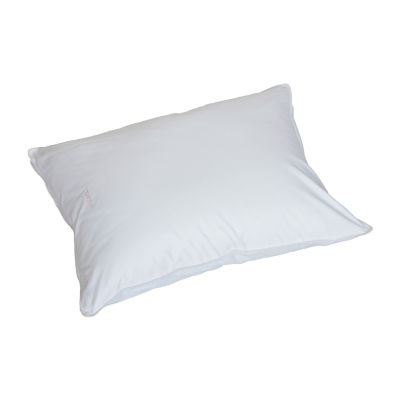 Breakfast in Bed™ Down Alternative Side Sleeper Pillow with XOXO