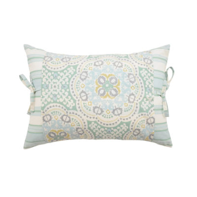 Waverly Astrid Rectangular Throw Pillow