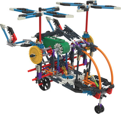 K'NEX Imagine – Turbo Jet – 2-in-1 Building Set – 402 Pieces – Ages 7+ – Engineering Education Toy