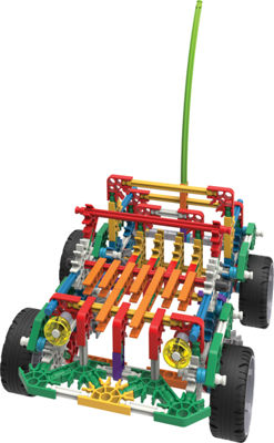 K'NEX Imagine - Classic Constructions - 705 Pieces - Ages 7+ - Engineering Education Toy