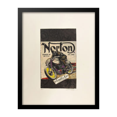 Fairchild Paris Norton Framed Wall Art