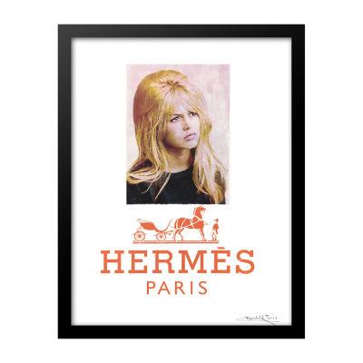 Fairchild Paris Hermes Framed Wall Art