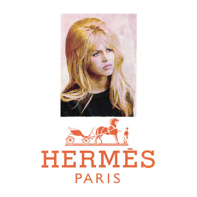 Fairchild Paris Hermes Framed Wall Art