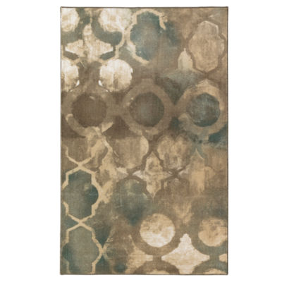 Mohawk Home Aurora Neo Lattice Rectangular Rugs