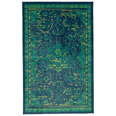 Mohawk Home Aurora Padua Rectangular Indoor Area Rug