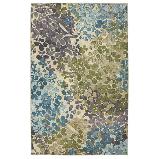 Mohawk Home Aurora Radiance Rectangular Indoor Rugs
