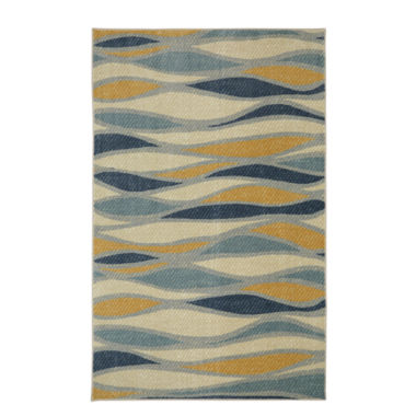 Mohawk Home Aurora Line Works Rectangular Rugs