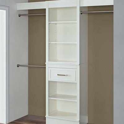 "French Heritage 72"" Closet Storage System"