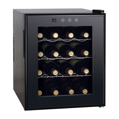 SPT WC-1685H: Thermo-Electric Wine Cooler with Heating 16-bottles