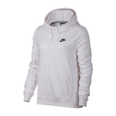 Nike Long Sleeve French Terry Confetti Hoodie