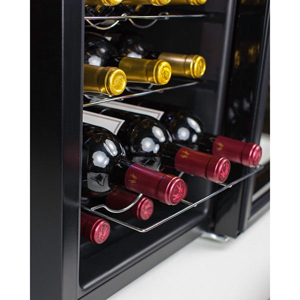 Nostalgia 12 Wine Bottles Wine Cooler